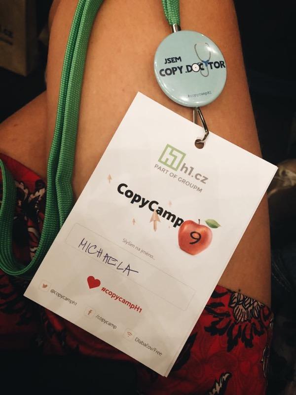 CopyCamp Praha