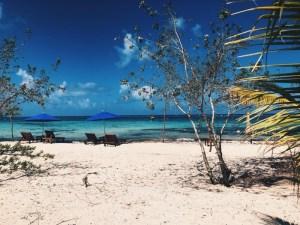 Zastávka na ostrove Cozumel v Mexiku