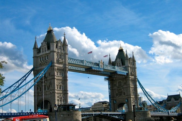 photo essay bridges of the world located adjacent to the tower of london from which it gets its tower bridge is one of the most elaborate bridges in the world