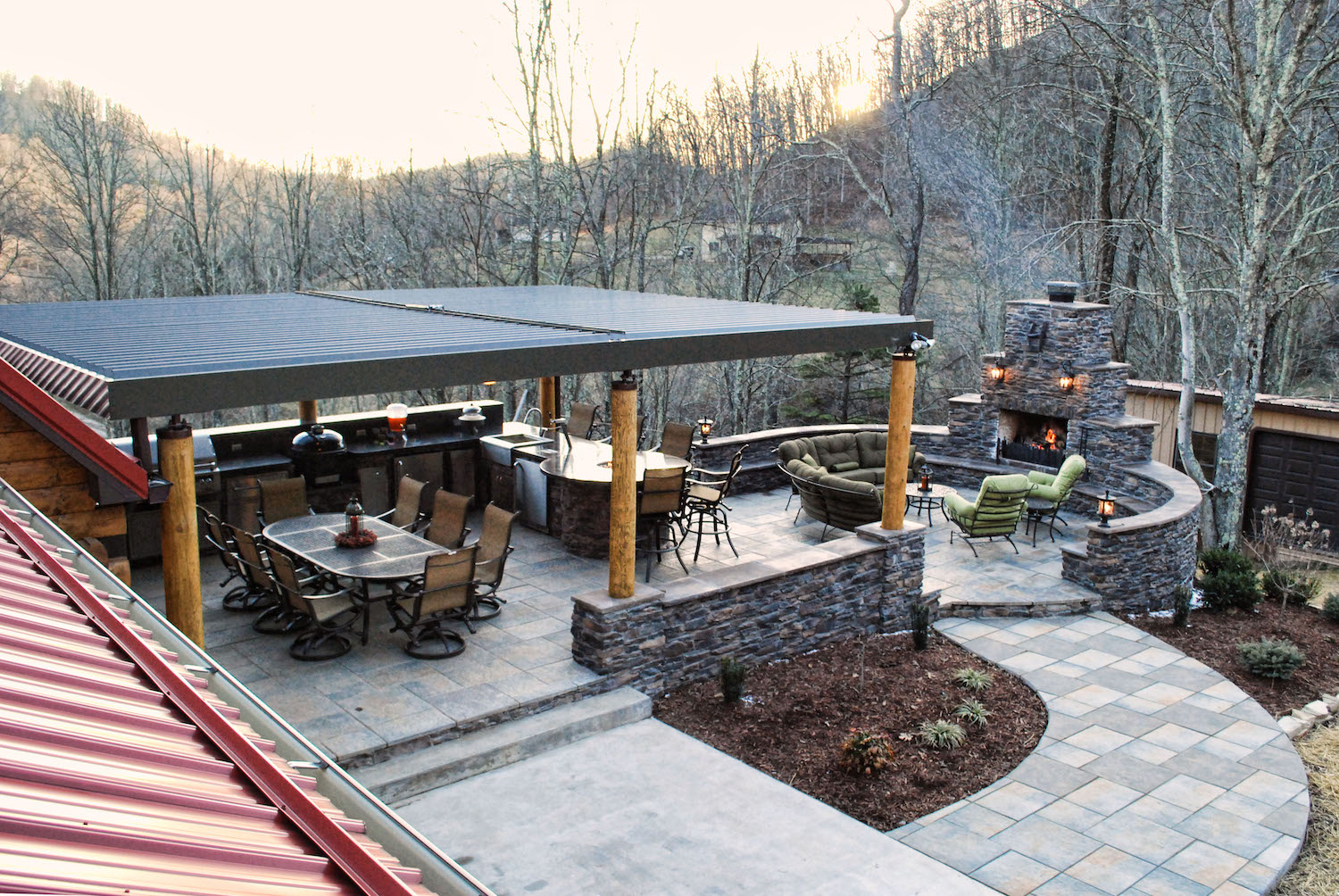 louvered roofs in portland portland