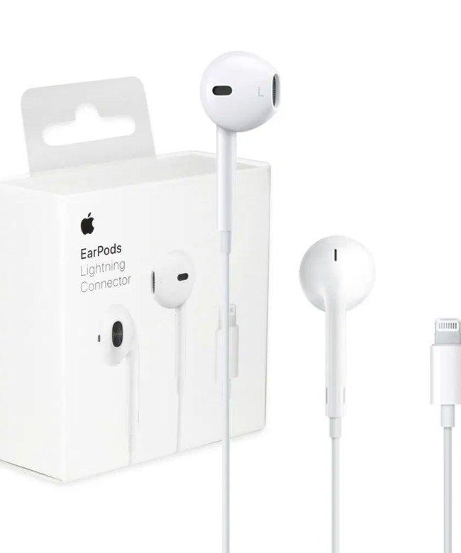 Apple-earphones-with-lightning-connectors