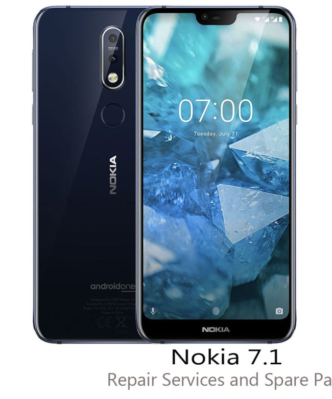 Nokia-7.1-Repair-Services-and-Spare-Parts