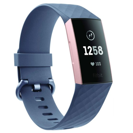Fitbit-Charge-3-Fitness-Tracker--Rose-Gold-&-Blue-Grey