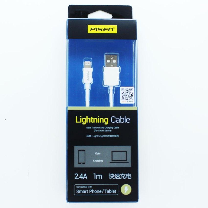 Pisen-lighting-cable-1-m