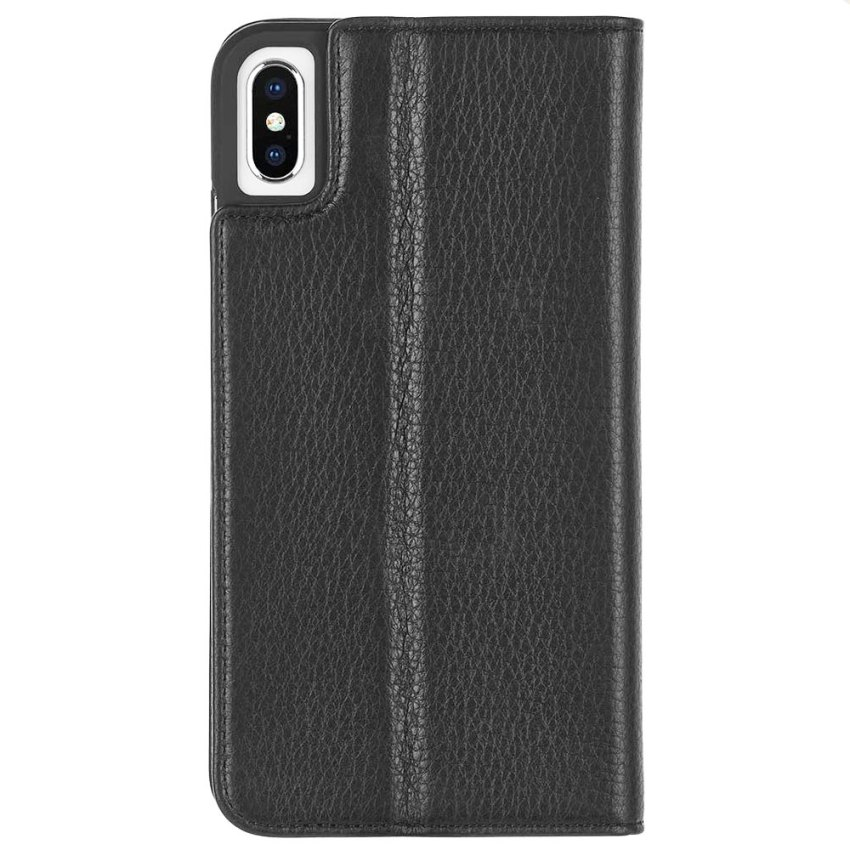 Case-Mate-Wallet-Folio-Case-for-iPhone-Xs-Max-(6.5)---(Black)