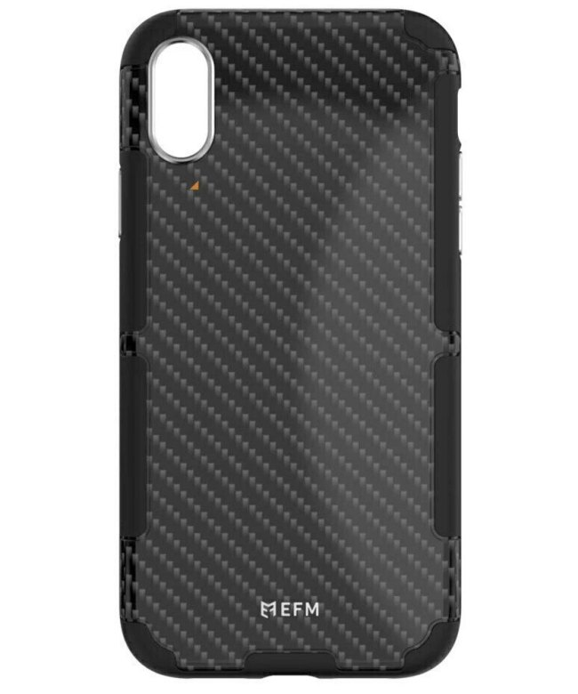 EFM-Cayman-InStyle-D3O-Case-Armour-For-iPhone-Xs-Max-(6.5)---Karbon