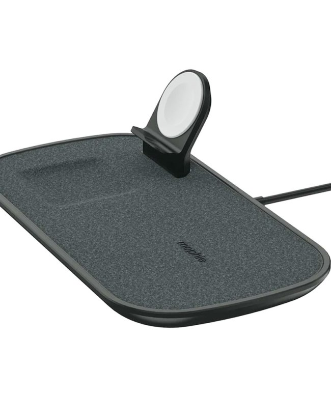 Mophie-3-in-1-Wireless-Charging-Pad---Black