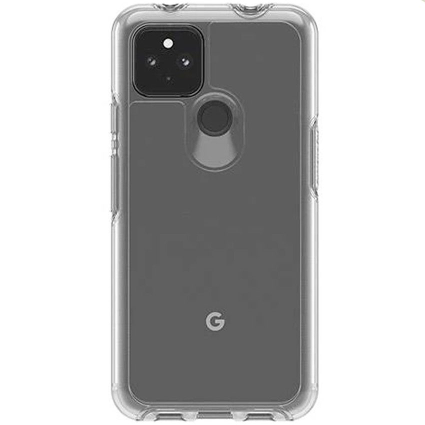 OtterBox-Symmetry-Case-for-Google-Pixel-4a-5G-(6.2)---Clear