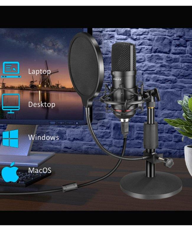 Philex-USB-Microphone-Condenser-w-Stand.