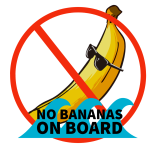 no_bananas_on_board_the_boat