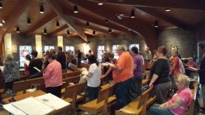 Parishioners