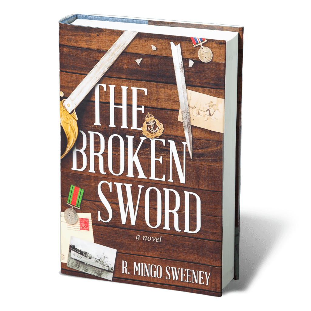 The Broken Sword book cover