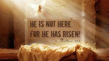 Newsletter: 4th April 2021 -Easter Sunday