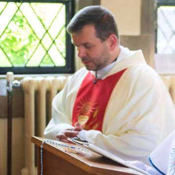 Father Marcin Drabik