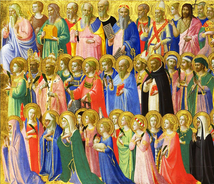 Daily Devotion Tuesday 2nd November 2021 The Holy Souls in Purgatory