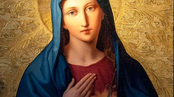 DECEMBER: Advent and the Month of The Immaculate Conception