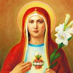 Blog Topic: August is dedicated tothe Immaculate Heart of Mary