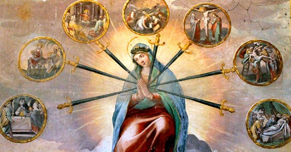 The Seven Sorrows of Mary