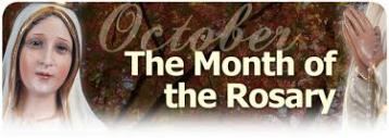 October Month of the Holy Rosary