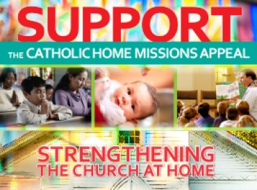 Support the Home Missions Appeal