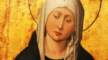 The month of May is dedicated to Mary Mother of God