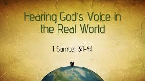 Hear Gods Voice