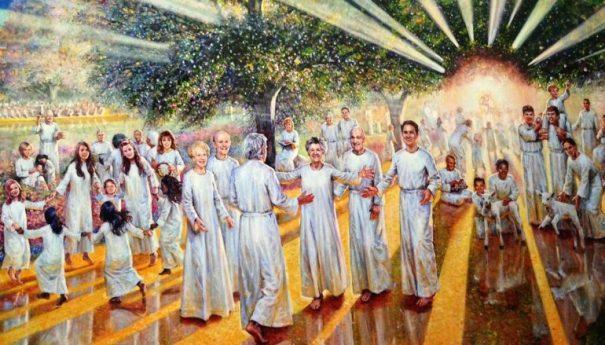 Grateful Souls in Purgatory