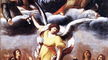 NOVEMBER: The Poor Souls in Purgatory