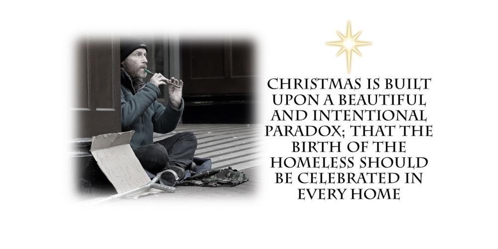 Homeless Paradox