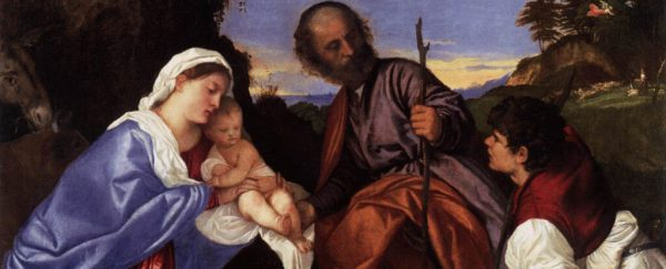 Titian_-_The_Holy_Family_with_a_Shepherd_-_WGA22730