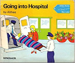 going into hospital