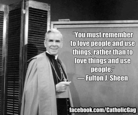 Fulton Sheen
