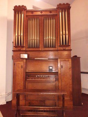 Organ OLOL - General view 1