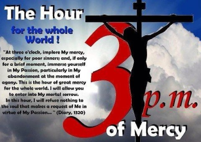 Divine Mercy Sunday 2018 3