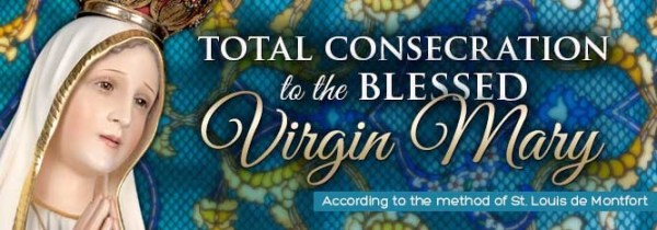 Consecration of Blessed Virgin Mary