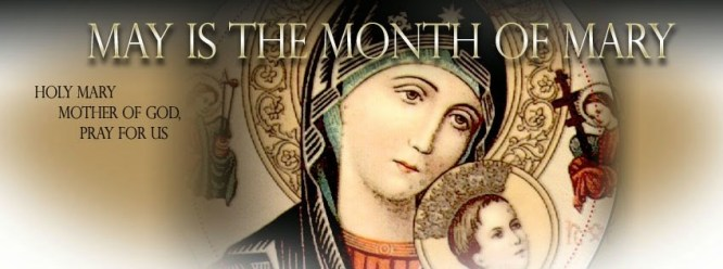 May is Month of Mary