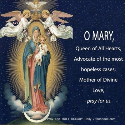 Prayer to Mary for Sinners