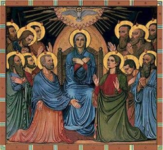 Pentecost The Holy Spirit