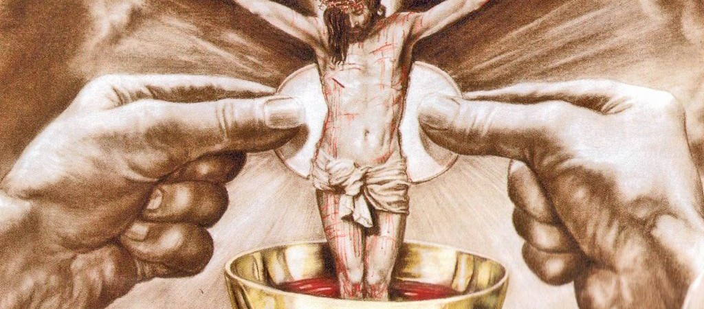 Daily Devotion Friday 23rd July 2021 The Precious Blood of Jesus