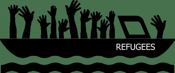 Refugee-Ship-Silhouette