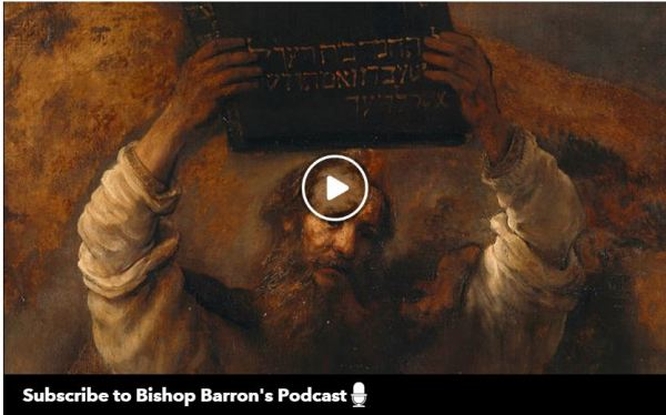 Bishop Barron Law on Law