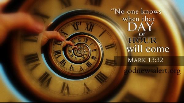 Mark 13:32 Stay Awake