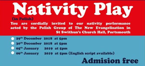 Nativity Play 2018