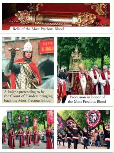 Holy Blood Brugge