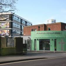 St Swithuns School Gate