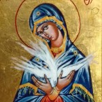 """Blog Topic: """"The Holy Mother is the sanctuary of the Holy Spirit."""""""