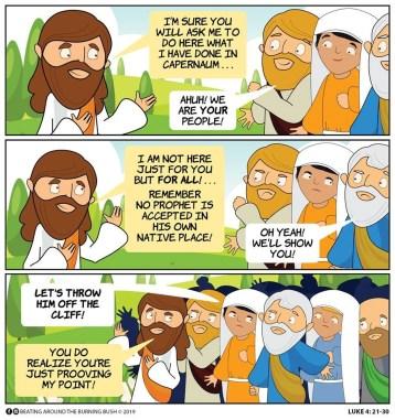 Cartoon No Prophet