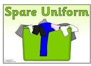 Spare Uniform