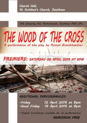 The Wood of the Cross