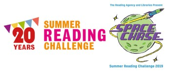 The Summer Reading Challenge Space Chase launches in Portsmouth